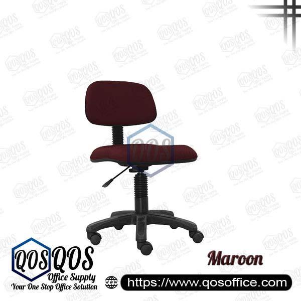Office Chair Secretary Chair QOS-CH412H Maroon