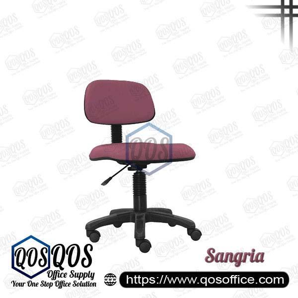 Office Chair Secretary Chair QOS-CH412H Sangria