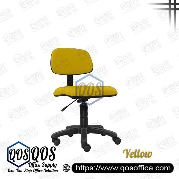 Office Chair Secretary Chair QOS-CH412H Yellow