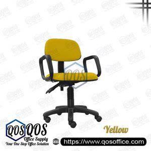 Office Chair Secretary Chair QOS-CH413HA Yellow