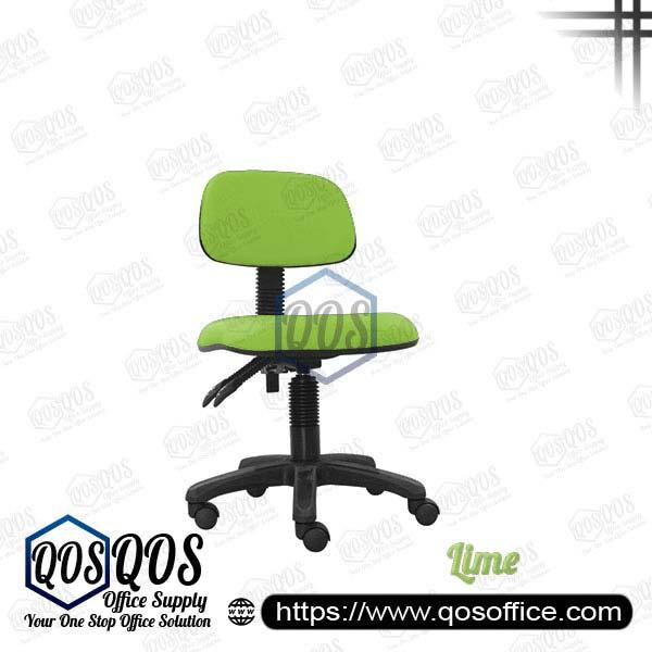 Office Chair Secretary Chair QOS-CH414H Lime