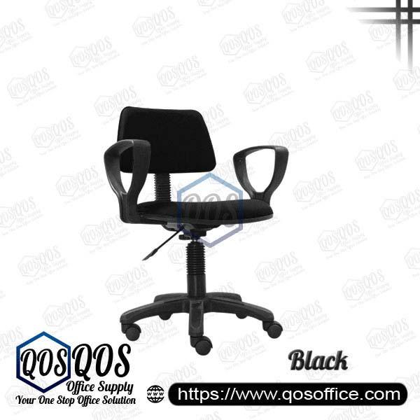 Office Chair Secretary Chair QOS-CH419HA Black