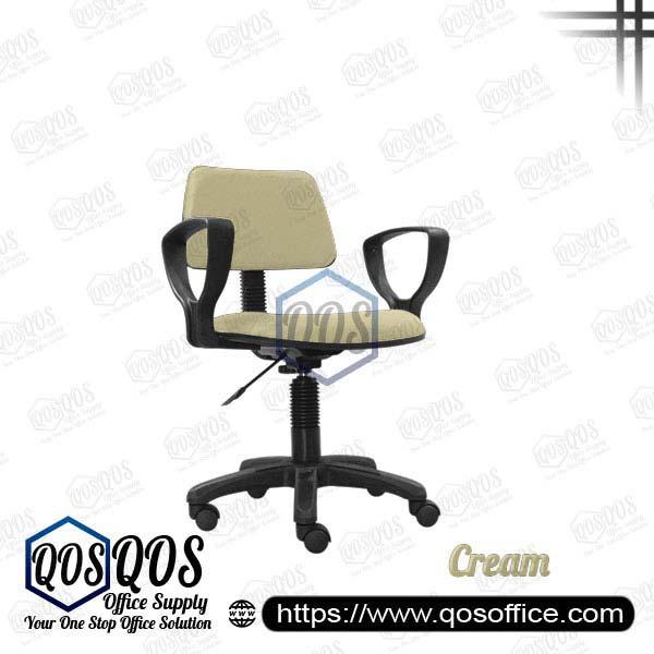 Office Chair Secretary Chair QOS-CH419HA Cream