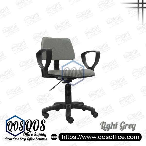 Office Chair Secretary Chair QOS-CH419HA Light Grey