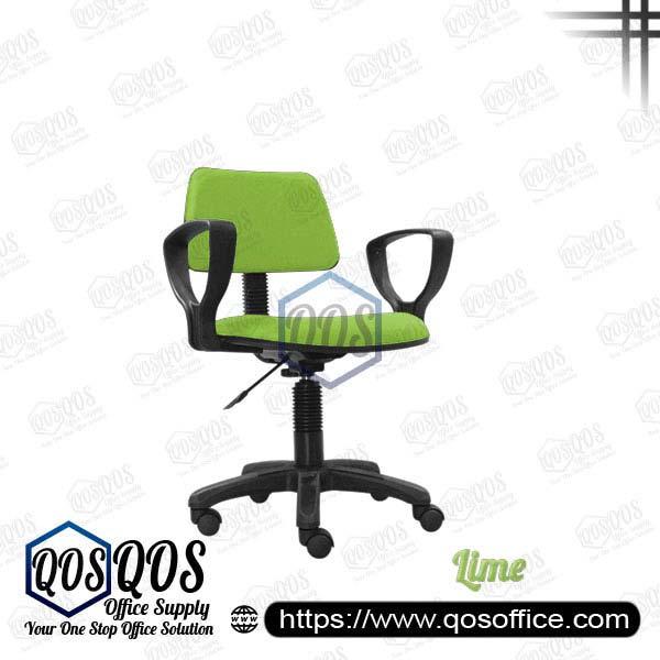 Office Chair Secretary Chair QOS-CH419HA Lime