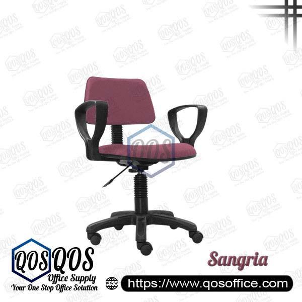 Office Chair Secretary Chair QOS-CH419HA Sangria