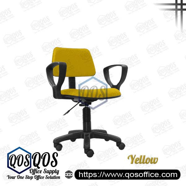 Office Chair Secretary Chair QOS-CH419HA Yellow