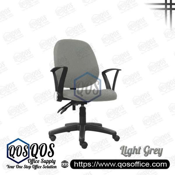 Office Chair Secretary Chair QOS-CH427HA Light Grey