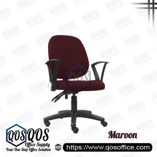 Office Chair Secretary Chair QOS-CH427HA Maroon