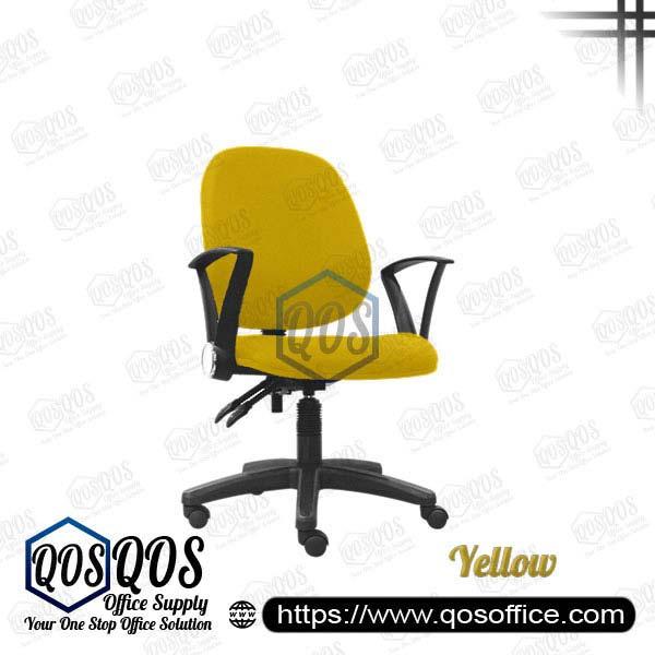 Office Chair Secretary Chair QOS-CH427HA Yellow