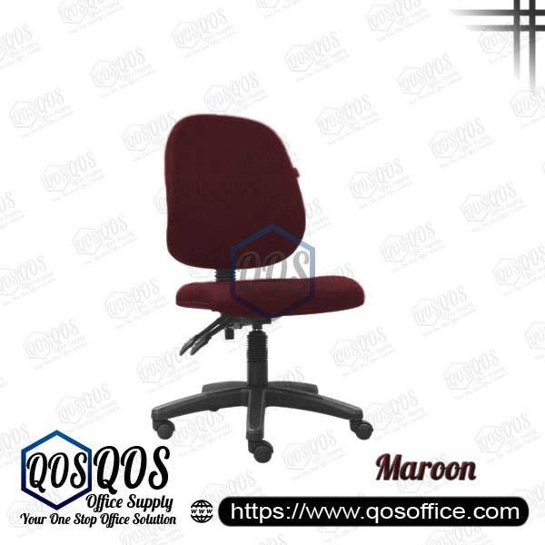 Office Chair Secretary Chair QOS-CH428H Maroon
