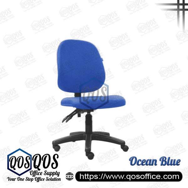 Office Chair Secretary Chair QOS-CH428H Ocean Blue