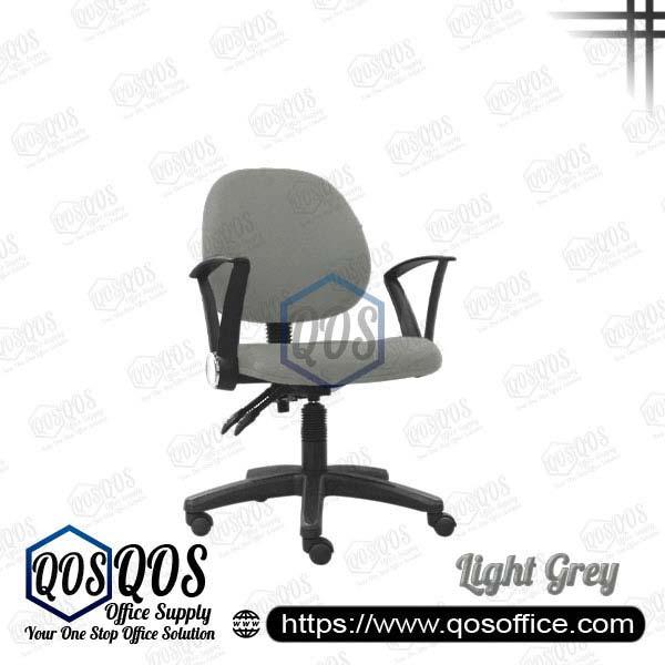Office Chair Secretary Chair QOS-CH429HA Light Grey