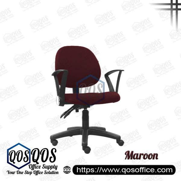 Office Chair Secretary Chair QOS-CH429HA Maroon