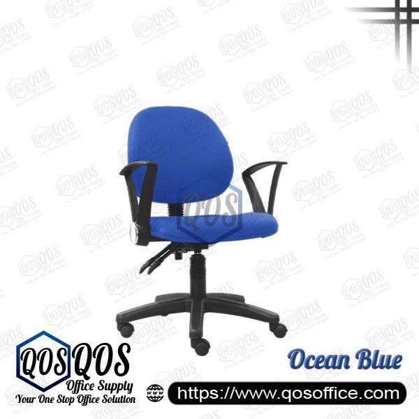 Office Chair Secretary Chair QOS-CH429HA Ocean Blue