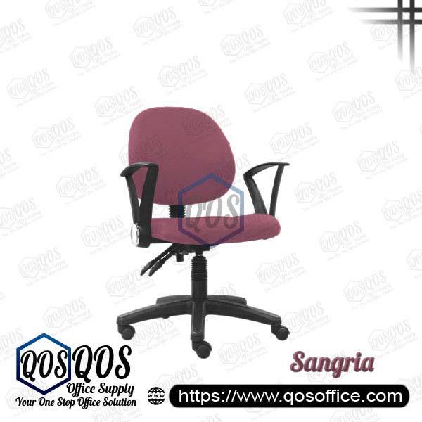 Office Chair Secretary Chair QOS-CH429HA Sangria