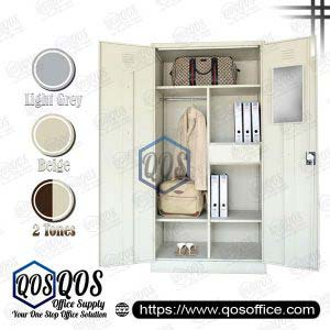 Steel-Cabinet-Full-Height-Wardrobe-QOS-GS198