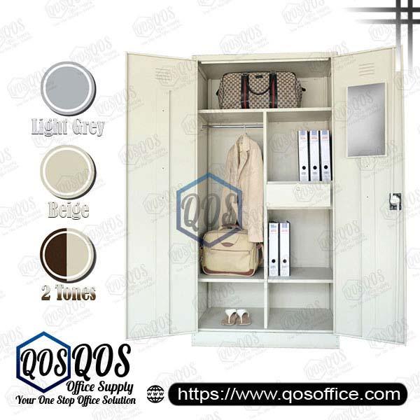 Steel-Cabinet-Full-Height-Wardrobe-QOS-GS198