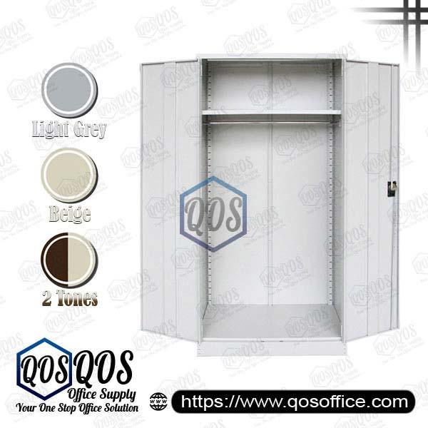 Steel-Cabinet-Full-Height-Wardrobe-QOS-GS199
