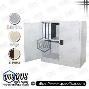 Steel-Cabinet-Swing-Door-Half-Height-Steel-Cabinet-QOS-GS112