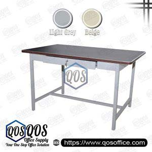 Steel-Desk-Center-Drawer-Table-QOS-GS136