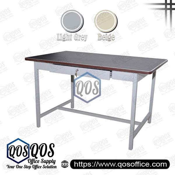 Steel-Desk-Center-Drawer-Table-QOS-GS136