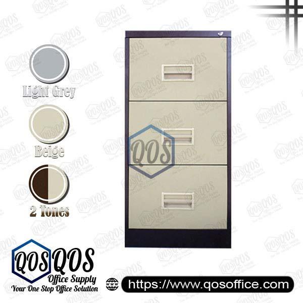 Steel-Filing-Cabinet-3-Drawer-QOS-GS106-BB
