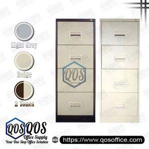 Steel-Filing-Cabinet-4-Drawer-QOS-GS106-AB