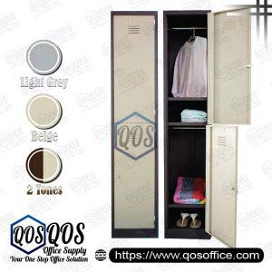 Steel-Locker-2-Compartment-Steel-Locker-QOS-GS114-C