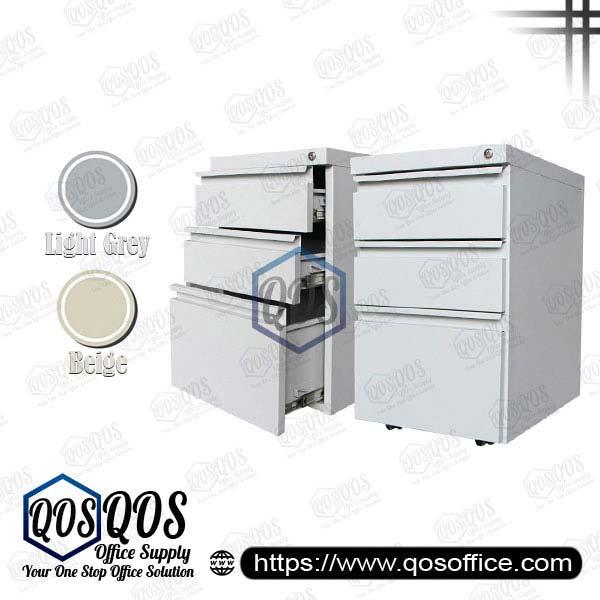 Steel-Mobile-Pedestal-2D1F-QOS-GS180