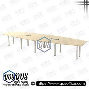 Boat-Shape Conference Table | QOS-BBC