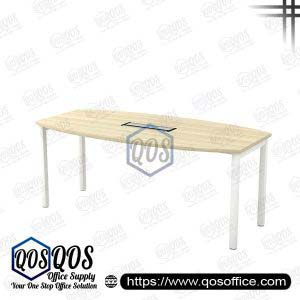 Boat-Shape Conference Table | QOS-SBB