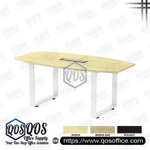Boat-Shape Conference Table | QOS-SQBB