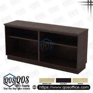 Workstation-Dual-Open-Shelf-Low-Cabinet-QOS-Q-YOO7160