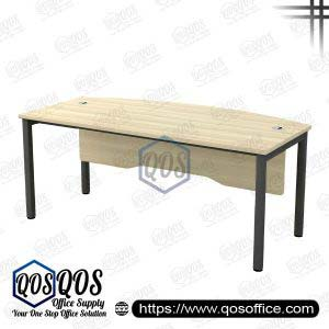 Executive Office Table 6′ | QOS-SWB-180A