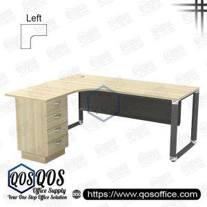 L-Shape Office Table 5'x5′ | QOS-OML-15154D