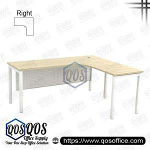 L-Shape Office Table 5'x5′ | QOS-SML-1515