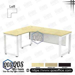 L-Shape Office Table 5'x5′ | QOS-SQML-1515