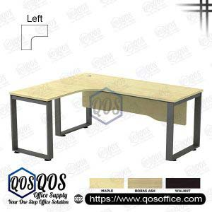L-Shape Office Table 5'x5′ | QOS-SQWL-1515