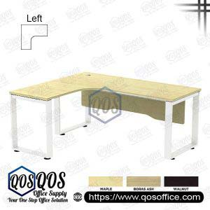 L-Shape Office Table 5'x5′ | QOS-SQWL-552