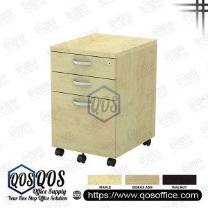 Workstation-Mobile-Pedestal-2D1F-QOS-Q-YMP3-MP