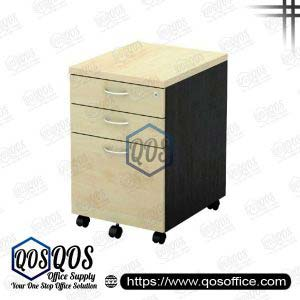Office Cabinet Mobile Pedestal 2D1F QOS-T-YMP3