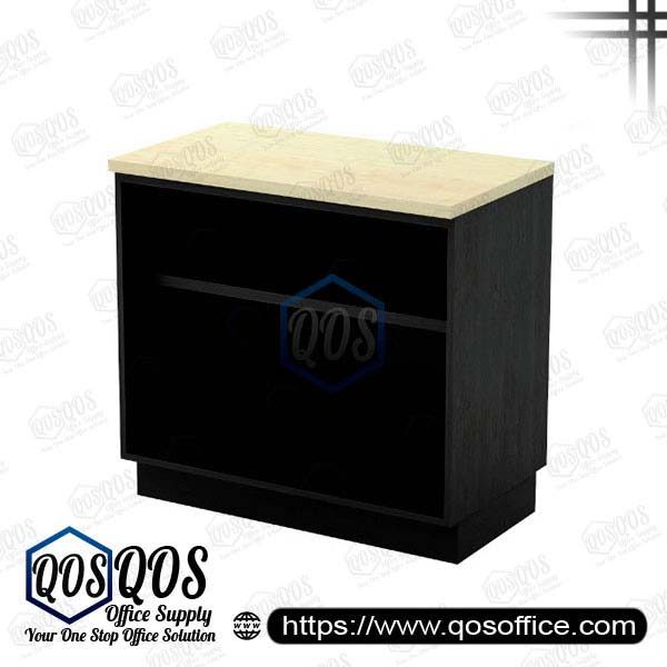 Office Cabinet Open Shelf Low Cabinet QOS-T-YO875