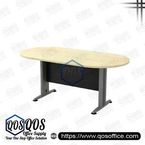 Conference Table Oval Conference Table 6' QOS-TOE-18