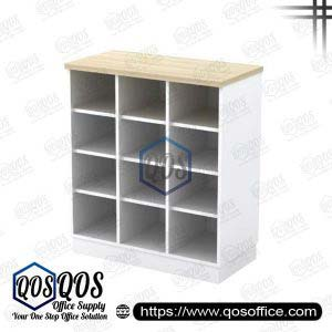 Workstation-Pigeon-Hole-Low-Cabinet-QOS-B-YP9