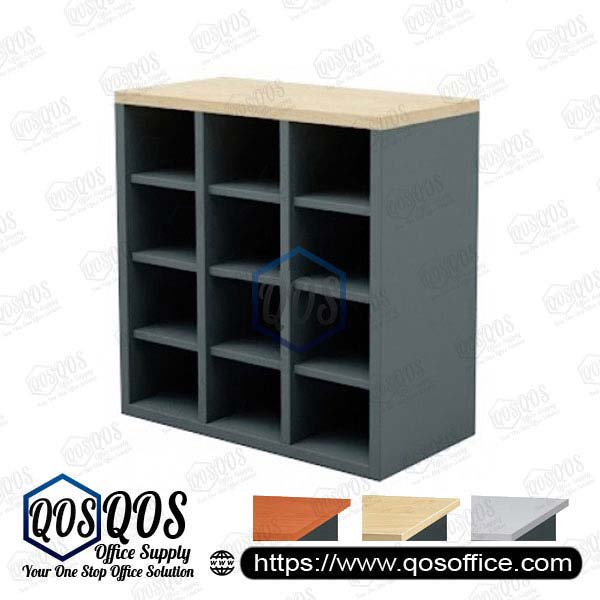 Workstation-Pigeon-Hole-Low-Cabinet-QOS-GP-880