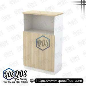 Workstation-Semi-Swinging-Door-Medium-Cabinet-QOS-B-YOD13
