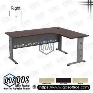 L-Shape Office Table 5'x5′ | QOS-QL-1515