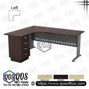 L-Shape Office Table 5'x5′ | QOS-QL-15154D