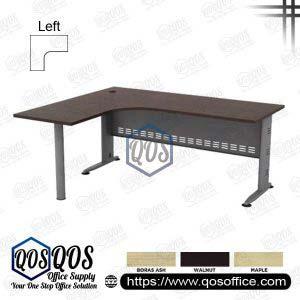 L-Shape Office Table 5'x5′ | QOS-QL-1515M